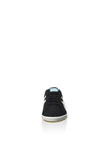 Asics Sneaker Schwarz Weiß Erwachsene Unisex D317N ASxqrA8
