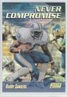 Chrome Barry Sanders - Barry Sanders (Football Card) 1999 Stadium Club Chrome - Never Compromise - Refractor #NC32