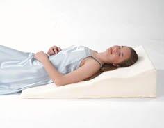 Alex Orthopedic Inc Long Bed Wedge With Memory Foam