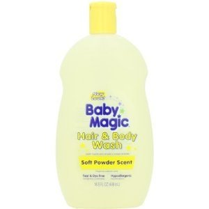 Bby Magic Bdy Wsh Bby Sce Size 16.5z Bby Magic Bdy Wsh Bby Scent 16.5z by Baby Magic