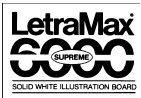 Bainbridge 6000 Supreme Illustration Board 15x20 (50-Sheet Carton) by Buz-Line Co