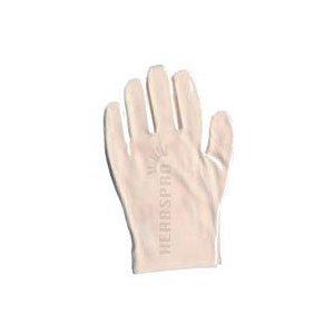 Земля Therapeutics Увлажняющий рук перчатки Solid Color-Natural 1 пара