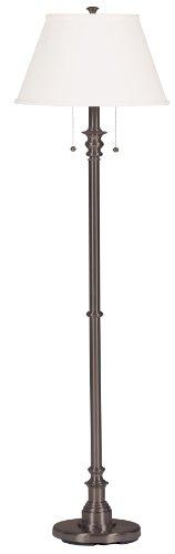 Lamp Flutes (Kenroy Home 30438BRZ Spyglass Floor Lamp, Bronze)
