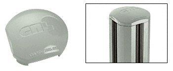 Gray Round Post Cap - 6