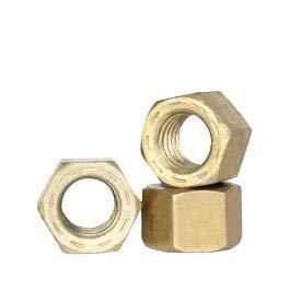 3/4 inch-16 PFC9, HEX All Metal LOCKNUTS, CAD Yellow/Wax (USA) (50/Pkg.)