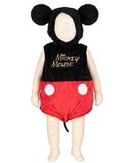 Disney Baby Mickey Mouse Tabard con sombrero – 3 – 6 meses.