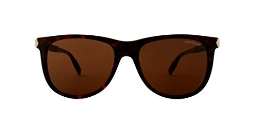 Sunglasses Montblanc MB 0031 S- 008 HAVANA/BROWN BLACK from MONTBLANC