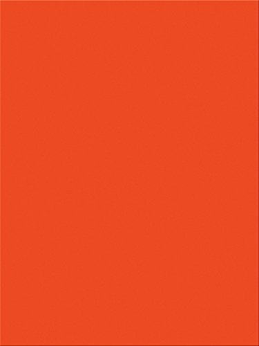 Pacon SunWorks Construction Paper, 9-Inches by 12-Inches, 100-Count, Orange (6604)