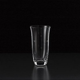 Table ware East Tableware East Mini Glass Dot 5.7 oz (170 cc) Cute Small Glass Great for Guest, Party, Restaurant, Cafe
