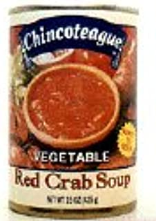 product image for Vegetable Red Crab Soup - 15oz cans (12-pack)
