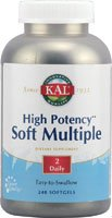 Kal High Potency Soft Multiple - 240 Gels