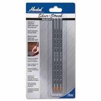 Markal Silver-Streak and Red-Riter Welder's Pencils 434-96102