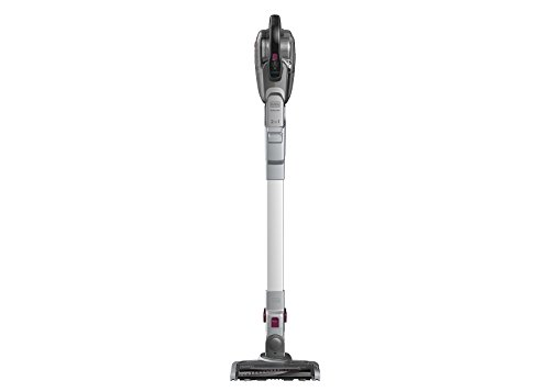 Black & Decker FEJ520JFS portable vacuum cleaner - portable vacuum cleaners (Dry, Bagless, Lithium-Ion (Li-Ion), Cyclonic, Grey, Purple, Plastic)