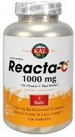 KAL Reacta-c With Bioflavonoids Tablets, 120 Count