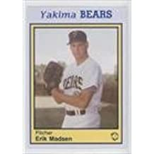Erik Madsen (Baseball Card) 1990 Golden Cards Yakima Bears - [Base] #9