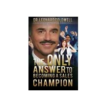 The Only Answer to Becoming a Sales Champion