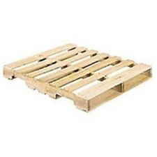 The Packaging Wholesalers 40quot X 48quot 4 Way Wood Pallet 10 Per