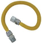 Brass Craft #CSSC54-60 P 60'' Stainless Steel Gas Connector by Brass Craft Service Parts