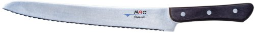 Mac Knife Superior Bread Knife, 10-1/2-Inch by Mac Knife