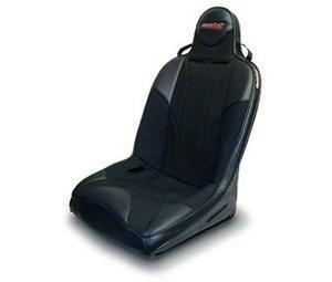 MasterCraft Safety 523084 Rubicon DirtSport Black Seat with Fixed Headrest - Mastercraft Rubicon Seats