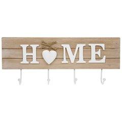 Shudehill Gifts - Perchero, diseño de Home y corazón