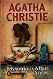 The Mysterious Affair at Styles, Agatha Christie, 0553240935