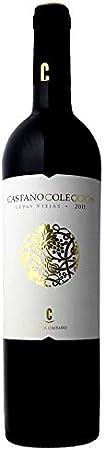 Bodegas Castaño Colección, Vino Tinto - 750 ml