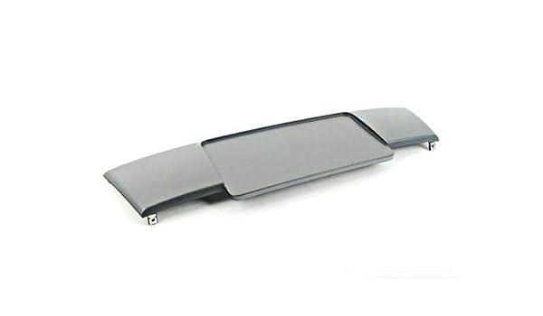 Genuine Platinum grey trim for licence plate AUDI A4 S4 8K0807287A1RR