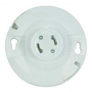 amazon com satco keyless gu24 fluorescent phenolic ceiling