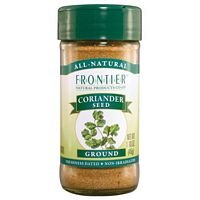 Coriander Seed, Ground , 1.6 oz ( Multi-Pack) by Frontier