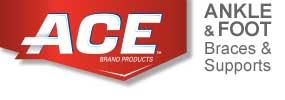 ACE Brand Elasto-Preene AnkleSupport, Ankle Foot Support