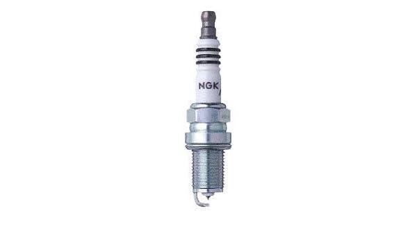 6 pcs * NEW * - -- NGK 6953 V-Power Resistencia Tipo Bujías bkr5e-11 by NGK: Amazon.es: Coche y moto
