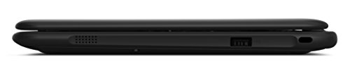 "Lenovo 80S60001US N22 11.6"" Laptop Intel Celeron 4GB Memory 32GB Solid State Drive Black"