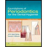 Foundations of Periodontics for the Dental Hygienist (3rd, 12) by Nield-Gehrig, Jill S - Willmann, Donald E [Paperback (2011)]