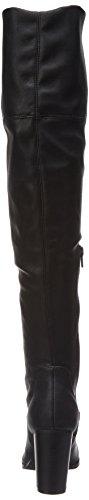 BULLBOXER 037506F7S_BLCK - Botas altas para mujer Negro (BLCK)