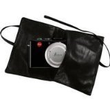 Leica Soft Leather Case D-Lux Soft Pouch, Nappa Leather (Black)