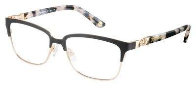 JUICY COUTURE Eyeglasses 163 0RVM Matte Black