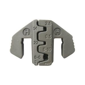 Mountain MTNC48-5 H Jaw- for Ratcheting Crimper Kit Open Barrel/D-Sub Connector 8-14 AWG