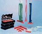 Spectrum 142837 Green Spectra/Por Standard Dialysis Tubing Closure, 55 mm (Pack of 10)