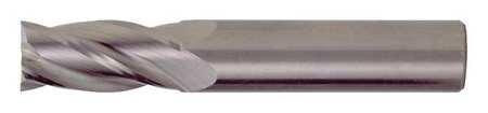 CR End Mill,0.020 CR,1//4 Dia,Carbide
