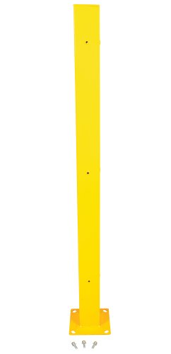 Vestil Tubular Post for Structural Guard Rail - 72 Inch H, Model STGR-TP-72DI by Vestil