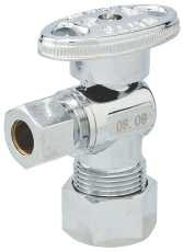 Watts Water Technologies 492145 Angle Qtr .62Odx.35Od Cplf
