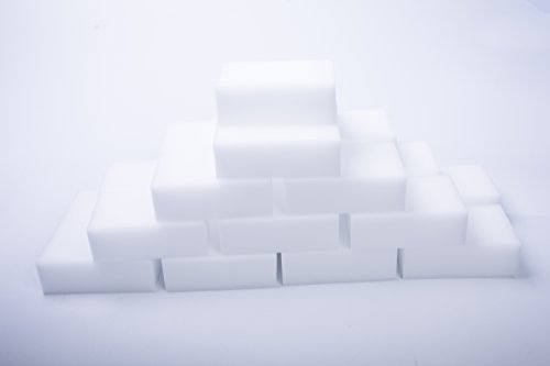 LTWHOME Magic Cleaning Eraser Sponge Melamine Foam 3.54' x 2.40' x 1.18' (Pack of 30)