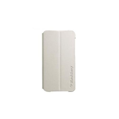 Blackberry Z10 Flip Shell - RIM Blackberry Z10 White Flip Shell - ACC-49284-302 (ACC-49284-302)