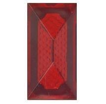 - Leviton 406-R Pilot Light Jewel, Round, Fits Single Receptacle Hole, Red