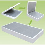 Spa Sensations 7.5'' High Bi-Fold Box Spring (Twin size) by Spa Sensations