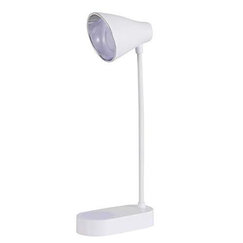 Dual Lamp USB Charging 5 Stops Cold/Warm Light Table Lamp Desk Table Light,20LED Lamp - Table Metro Lamp Collection