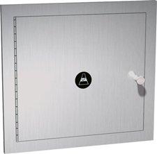 ASI 8154 - Pass-Through Specimen Cabinet - Specimen Cabinet