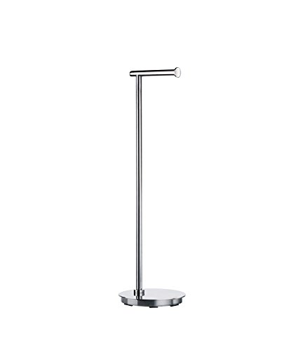 - Smedbo SME FK606 Toilet Roll Euro Holder Free Standing, STAINLESS STEEL POLISHED,
