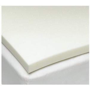 Queen 1 Inch iSoCore 3.0 Memory Foam Mattress Topper with Waterproof Cover included